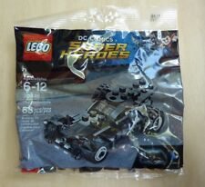 LEGO DC Comics Super Heroes 30446 The Batmobile polybag, from 2016