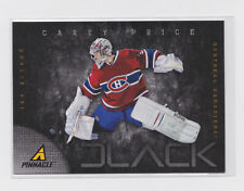 2011-12 Pinnacle Black #4 Carey Price Montreal Canadiens