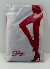 Silkies Ultra Total Leg Control Panty Hose Color Beige Size Medium 100202