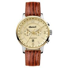 Ingersoll Mens Grafton Quartz Chronograph Watch - I00603 NEW