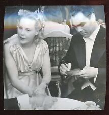 Original Max Schmeling & Wife Actress Anny Ondra 6 1/2 X 6 1/2 Wire Photo