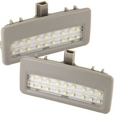2 ECLAIRAGE LED GLACE DE PARESOLEIL BMW SERIE 5 F10 525d XDRIVE 525 d