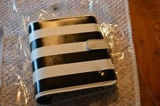 Franklin Covey Planner Love COMPACT  STRIPED BINDER  BRAND NEW