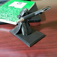 3D Printed Samurai Pen Holder - Custom Made Office Accessories