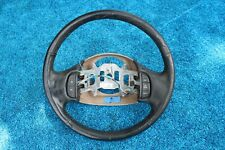 FORD ECONOLINE STEERING WHEEL