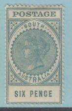 SOUTH AUSTRALIA 137 MINT HINGED OG *  NO FAULTS VERY FINE !