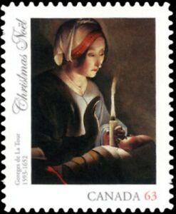 Canada   # 2688i    CHRISTMAS- SAINT ANN      Brand New 2013 Booklet Q-Pac Issue