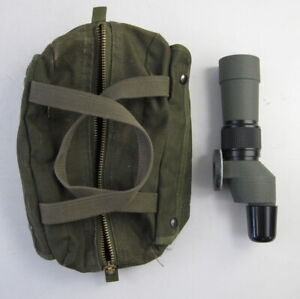 KOWA Straight Spotting Scope with 20x Zoom Magnet Mount in Carry/Storage Bag GUC