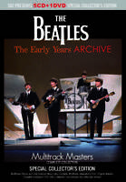 BEATLES / THE EARLY YEARS ARCHIVE = MULTITRACK = SGT Japan 5×CD+DVD