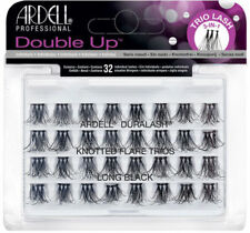 Lot 4 - ARDELL Trio Individual Flare Lashes Double Up Knotted Trios Flares Long