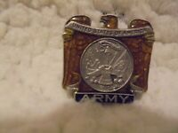 VINTAGE UNITED STATES OF AMERICA  ARMY PIN-NEW