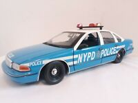 UT Models 1/18 scale Chevrolet Caprice NYPD Police