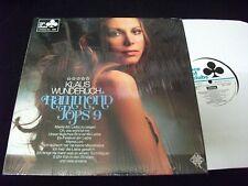 KLAUS WUNDERLICH<>IHAMMOND POPS 9<>LP Vinyl~Can. Press<>ACE OF CLUB SCL 2065