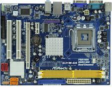 ASRock G31M-GS R2.0, LGA 775/Sockel T, Intel (90-MXGBQ0-A0UAYZ) Motherboard