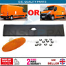 SIDE MOULDING STRIP REAR PANEL L/R WITH SIDE MARKER FOR MOVANO B MK2 MASTER MK3