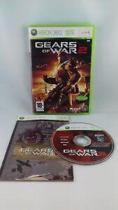 Jeu Xbox 360 Gears of war 2 - genre : jeu de tir