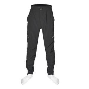 Mens Bike MTB Thermal Pants Sports Cycling Sportswear Waterproof Trousers New