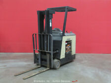 Crown Rc3020-30 Electric 3,000lb Stand-Up Stacker Forklift Lift Truck bidadoo