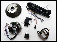 Vespa 12V Electronic Kit 6V Conversion Kit Vba Vbb Vbc Vlb Vna Super Sprint 125
