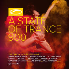 Various Artists - State Of Trance 900 / Various [New CD] Holland - Imp
