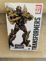 SDCC 2018 Exclusive Hasbro Transformers Bumblebee Vol. 1 Figure IN HAND