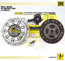 LUK REPSET PRO 3 Piece Clutch Kit VAUXHALL ASTRA IV 1.6 02/98 - 09/00 620309033