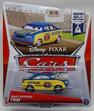 Disney Pixar Cars Race Official Tom 1:55 New 2013