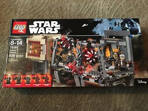 LEGO  Star Wars Rathtar Escape 75180 Building Kit Sealed … Box Not Mint