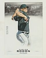 2015 Panini BLACK FRIDAY #47 CARLOS RODON RC Rookie 513/599 Chicago White Sox