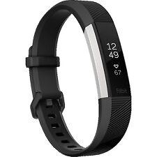 FitBit Alta HR, Fitnesstracker, schwarz