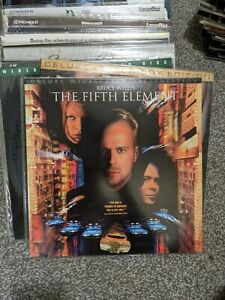 Fifth Element, The (1997) [82406] Widescreen Edition Laserdisc Sci-Fi, Action