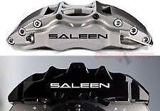 Black SALEEN Caliper Decals  - Different colors! HI TEMP.