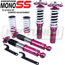 GODSPEED FOR BMW 3 SERIES 85-91 E30 MONOSS DAMPER COILOVERS SUSPENSION CAMBER P