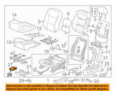 Chevrolet GM OEM 2016 Camaro Power Seat Control-Memory Module 23338340