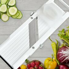 Benriner Asian Mandoline Slicer with 4 Japanese Stainless Steel Blades