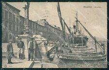Messina Città Nave cartolina VK0939