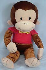 """HUGE Kellytoys 38"""" Curious George Plush Monkey Stuffed Animal Toy"""