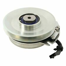 Replaces Warner 5218-300 Exmark PTO Clutch -High Torque COIL - Upgraded Bearings