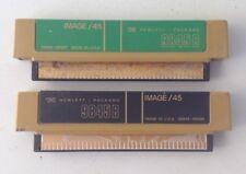 HEWLETT PACKARD HP 9845B IMAGE/45 ROM SET 09845-65526/65527
