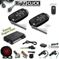 Car Alarm Remote Engine Start +2D Central Lock AL669W-RUC2D