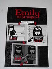 EMILY THE STRANGE DARK HORSE BOOKS LOST, DARK, & BORED VOL 1  < 9781593075736