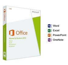 Office 2013 Home and Student Produkt Key Vollversion