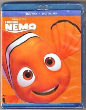 Authentic Disney Pixar Finding Nemo Blu-ray + Digital Hd Brand New
