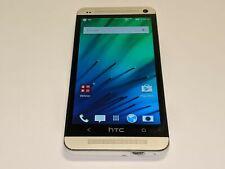 HTC One M7 HTC6500LVW 32GB Silver Verizon Wireless 4G LTE Smartphone HTC6500L