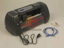 Sk 375t Sign Sticker Vinyl Cutter Cutting Plotter Machine 100 240v
