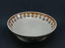 "ancienne coupe a fruit ""BADONVILLER RADIO FRANCE"" /french antique fruit bowl"