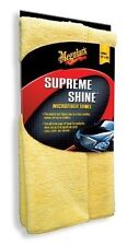 Meguiar's Supreme Shine Microfibre Cloth [X2010]
