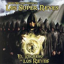 El Regreso de los Reyes by Los Super Reyes (CD Jul-2007, WEA Latina) NEW TEX-MEX