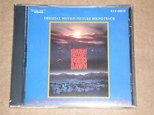 "BASIL POLEDOURIS - ""RED DAWN"" SOUNDTRACK - CD SIGILLATO (SEALED)"