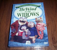 The Wind in the Willows Complete First Series Classic Television TV A&E DVD NEW